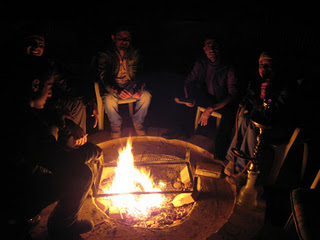 CAMPFIRE CHATS FOR MEN