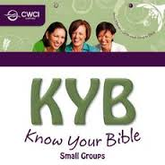 PLAN TO JOIN A KYB GROUP IN 2016
