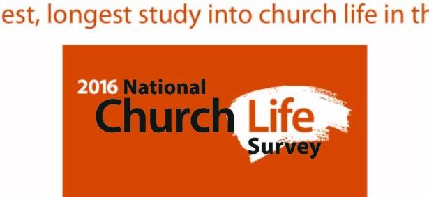 NATIONAL CHURCH LIFE SURVEY