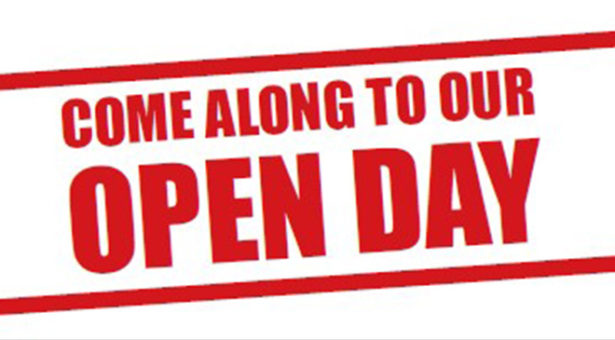 OPEN DAY TO CELEBRATE OUR BIRTHDAY