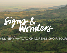 WATOTO PERFORMED TO PACKED CROWDS RECENTLY