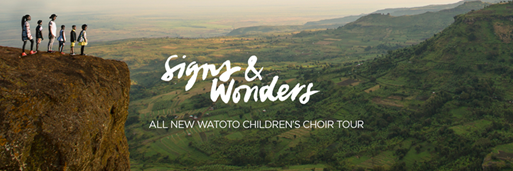 WATOTO PERFORMED TO PACKED CROWDS AT THE WEEKEND