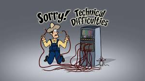CURRENTLY EXPERIENCING TRANSMISSION PROBLEMS