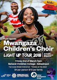 MWANGAZA CHOIR AT CHRISTIAN COLLEGE