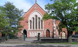 CHURCH CLOSING SERVICE