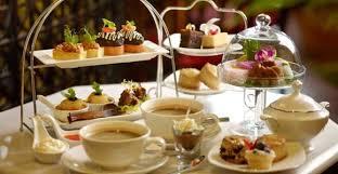 HIGH TEA & HYMNS