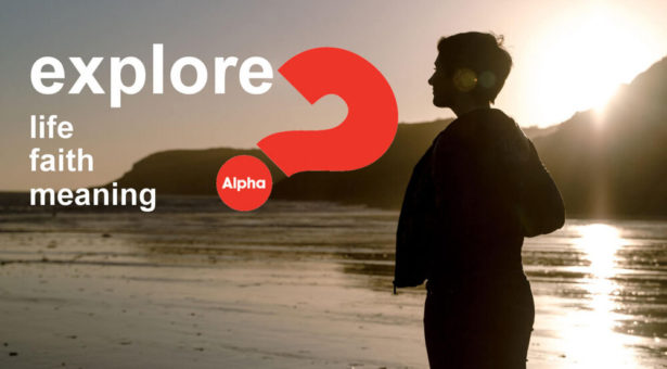 APRIL ALPHA COURSE POSTPONED DUE TO COVID-19