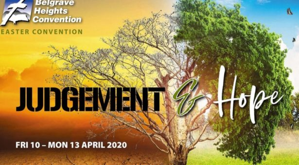 BELGRAVE HEIGHTS EASTER CONVENTION